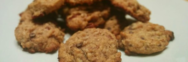 Image of oatmeal cookies