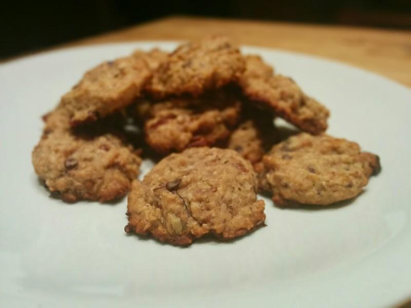 Image of oatmeal cookies